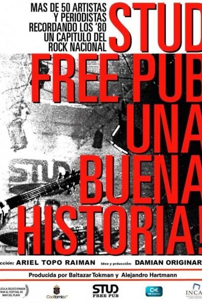 Caratula, cartel, poster o portada de Stud Free Pub (Una buena historia)