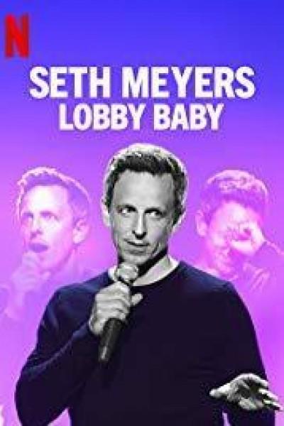 Caratula, cartel, poster o portada de Seth Meyers: Lobby Baby