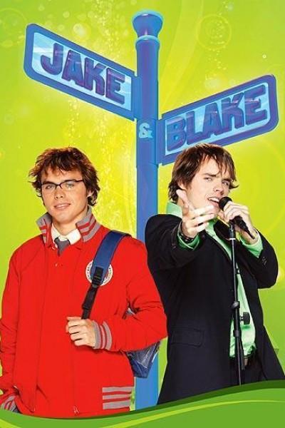 Caratula, cartel, poster o portada de Jake y Blake