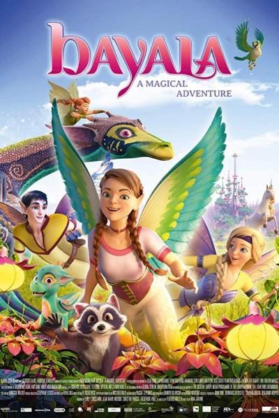 Caratula, cartel, poster o portada de Bayala, una aventura mágica