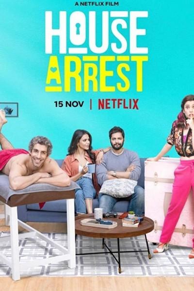 Caratula, cartel, poster o portada de House Arrest