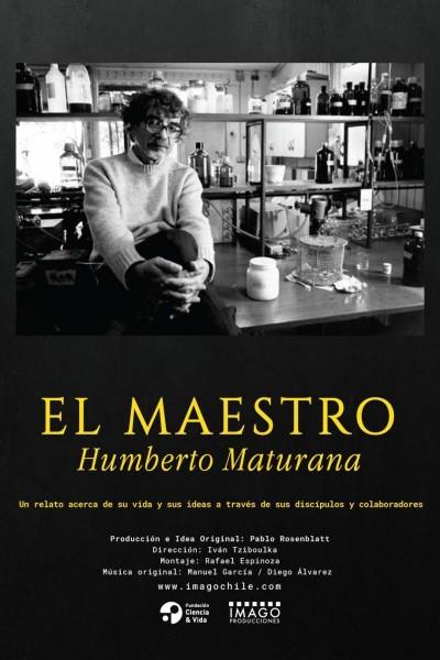 Caratula, cartel, poster o portada de El maestro Humberto Maturana