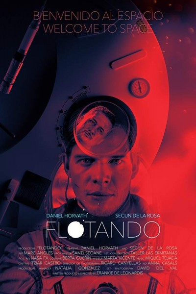 Caratula, cartel, poster o portada de Flotando