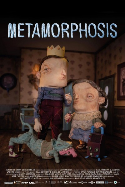 Caratula, cartel, poster o portada de Metamorphosis