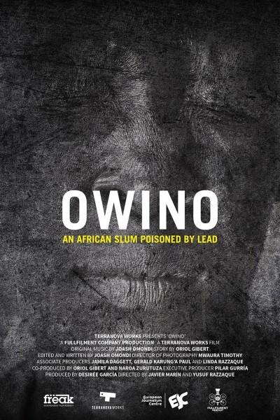 Caratula, cartel, poster o portada de Owino