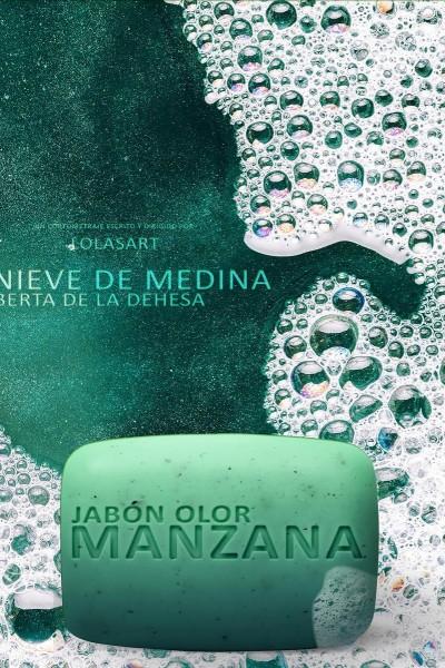 Caratula, cartel, poster o portada de Jabón olor manzana