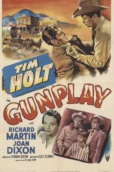 Caratula, cartel, poster o portada de Gunplay