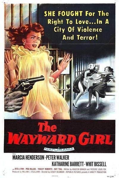 Caratula, cartel, poster o portada de The Wayward Girl