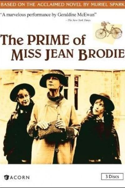Caratula, cartel, poster o portada de Los mejores años de Miss Brodie