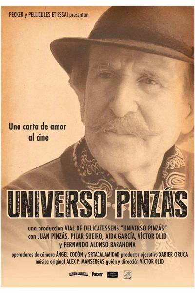 Caratula, cartel, poster o portada de Universo Pinzás