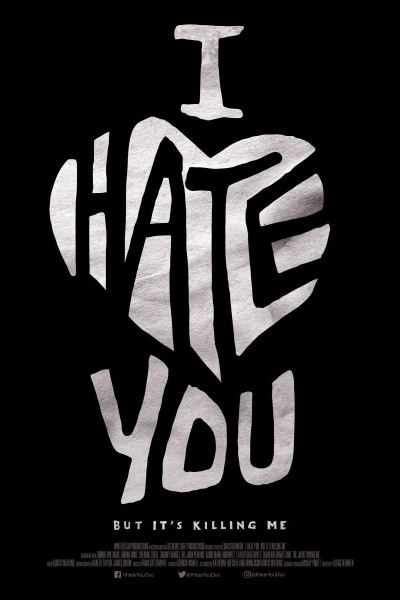 Caratula, cartel, poster o portada de I Hate You, But It\'s Killing Me