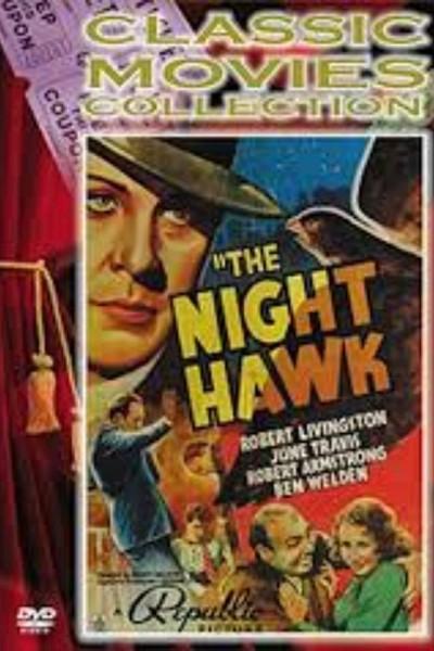 Caratula, cartel, poster o portada de The Night Hawk