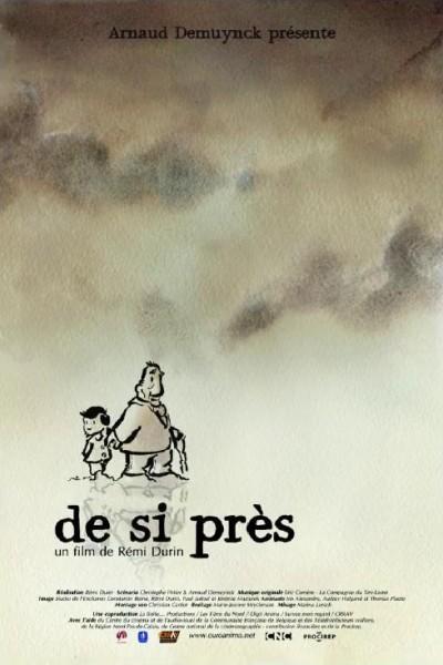 Caratula, cartel, poster o portada de De si près
