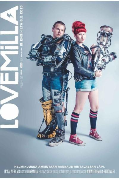 Caratula, cartel, poster o portada de Lovemilla