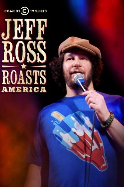 Caratula, cartel, poster o portada de Jeff Ross Roasts America
