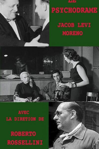 Caratula, cartel, poster o portada de Le Psychodrame