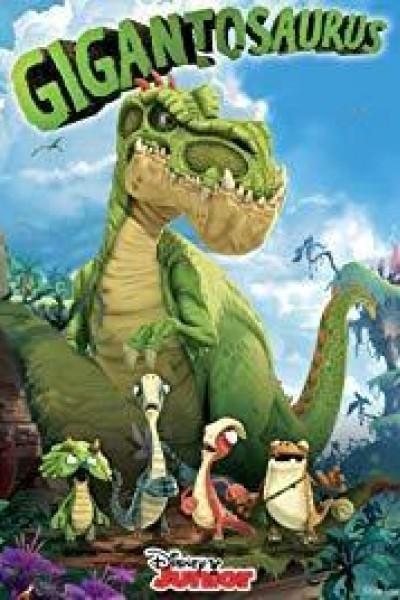 Caratula, cartel, poster o portada de Gigantosaurus