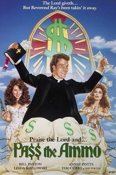 Caratula, cartel, poster o portada de A Dios rogando... y a los fieles timando