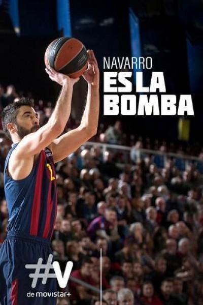 Caratula, cartel, poster o portada de Navarro es la bomba