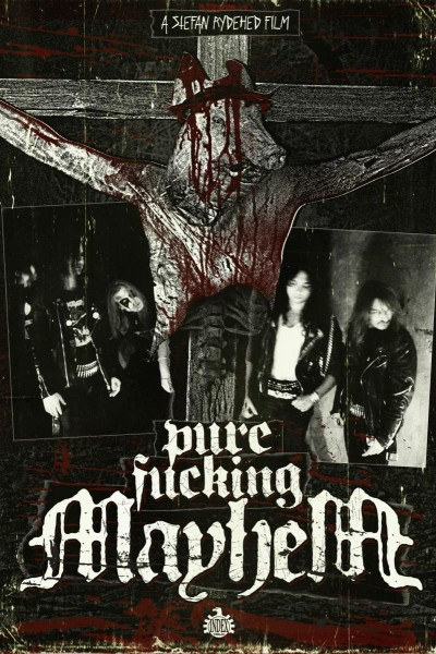 Caratula, cartel, poster o portada de Pure Fucking Mayhem