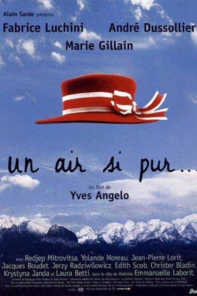 Caratula, cartel, poster o portada de Un air si pur...