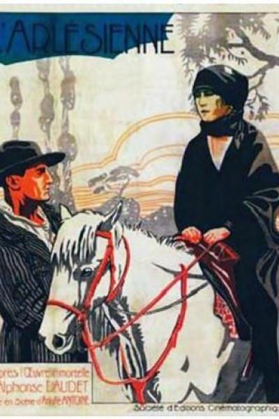 Caratula, cartel, poster o portada de L\'Arlésienne