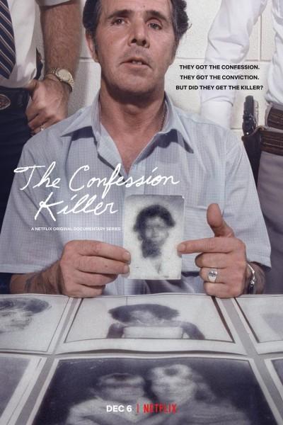 Caratula, cartel, poster o portada de The Confession Killer