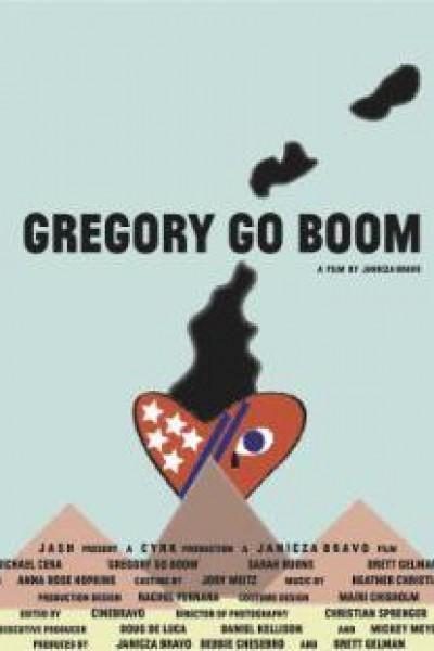 Caratula, cartel, poster o portada de Gregory Go Boom