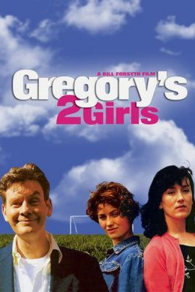 Caratula, cartel, poster o portada de Gregory\'s Two Girls
