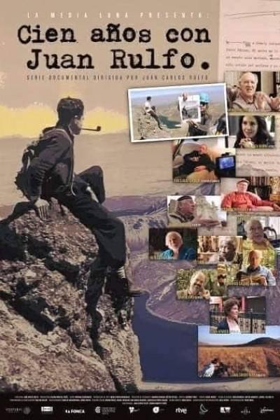 Caratula, cartel, poster o portada de Cien años con Juan Rulfo