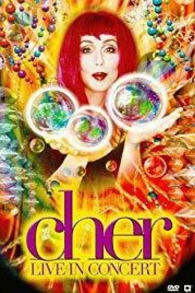 Caratula, cartel, poster o portada de Cher: Live in Concert from Las Vegas