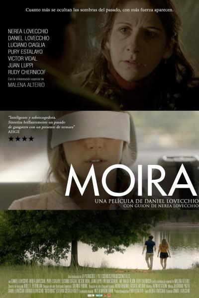 Caratula, cartel, poster o portada de Moira