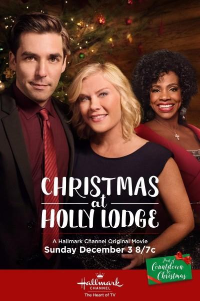 Caratula, cartel, poster o portada de Christmas at Holly Lodge