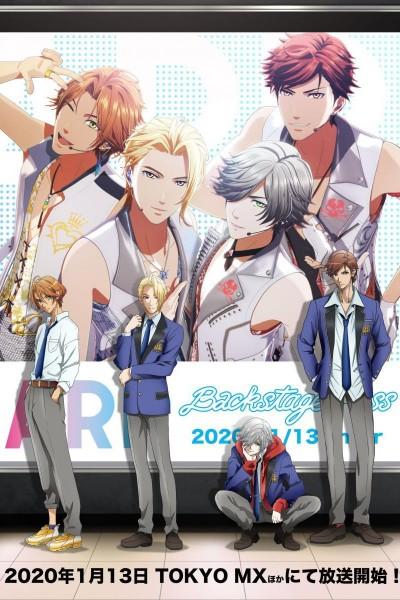 Caratula, cartel, poster o portada de ARP Backstage Pass