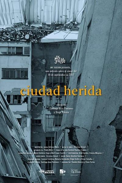 Caratula, cartel, poster o portada de Ciudad herida