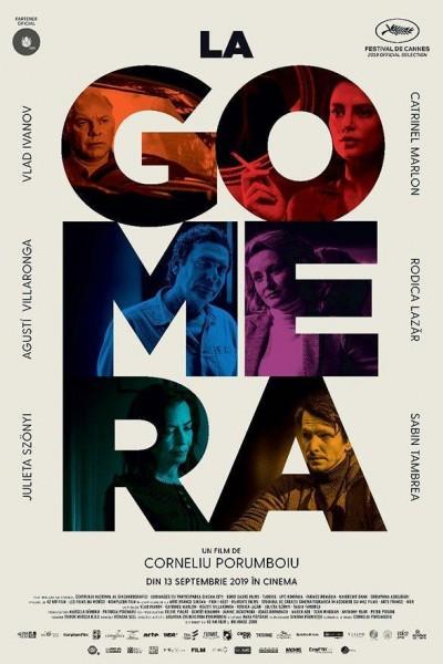 Caratula, cartel, poster o portada de La Gomera