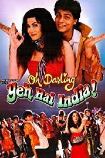 Caratula, cartel, poster o portada de Oh Darling Yeh Hai India