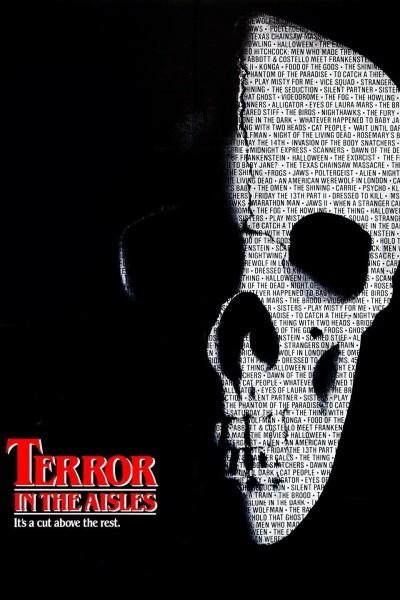 Caratula, cartel, poster o portada de Terror en el patio de butacas