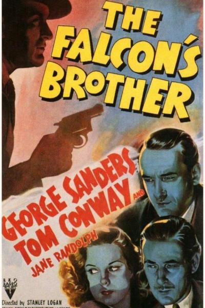 Caratula, cartel, poster o portada de El hermano del Halcón
