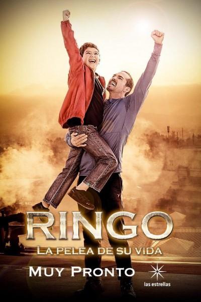 Caratula, cartel, poster o portada de Ringo, la pelea de su vida