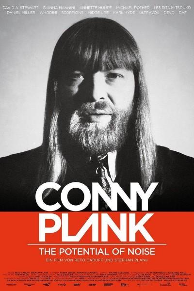 Caratula, cartel, poster o portada de Conny Plank - The Potential of Noise