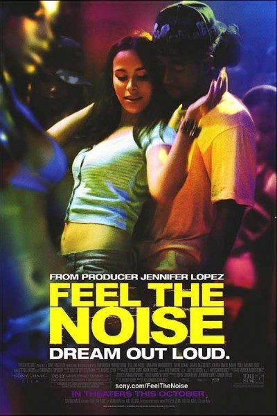 Caratula, cartel, poster o portada de Feel the Noise
