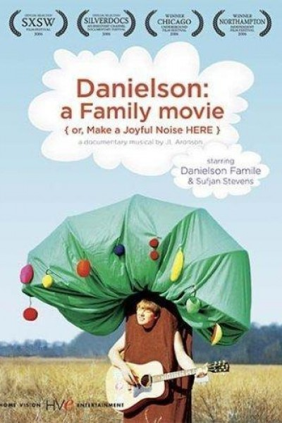Caratula, cartel, poster o portada de Danielson: A Family Movie (or, Make a Joyful Noise Here)