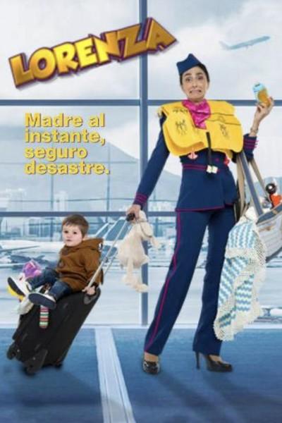 Caratula, cartel, poster o portada de Lorenza