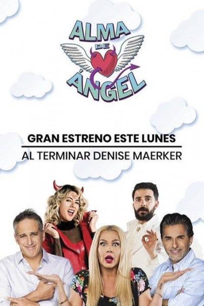 Caratula, cartel, poster o portada de Alma de ángel