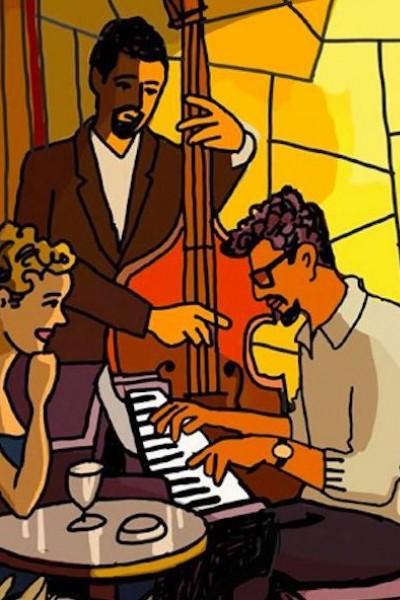 Caratula, cartel, poster o portada de They Shot the Piano Player