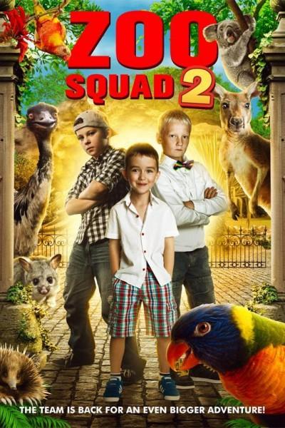 Caratula, cartel, poster o portada de Zoo Squad 2