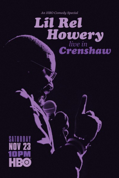 Caratula, cartel, poster o portada de Lil Rel Howery: Live in Crenshaw