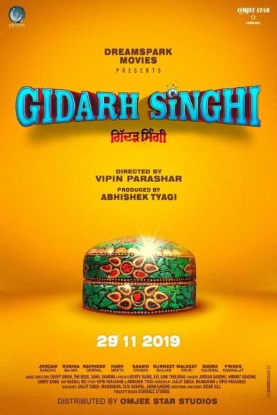 Caratula, cartel, poster o portada de Gidarh Singhi
