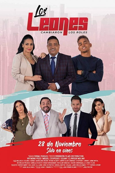 Caratula, cartel, poster o portada de Los Leones